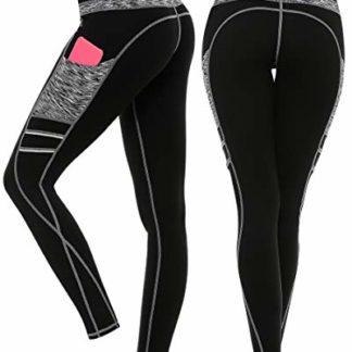 Pack de 2 MERAKI Leggings Largos Mujer